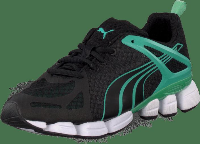 Puma Power Trainer Ombre Wn'S grön svart svarta Skor Online