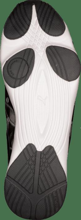 Kjøp Puma Wn's Sorte Graphic Sko Black white Flx Sneakers Online BBFPdxr