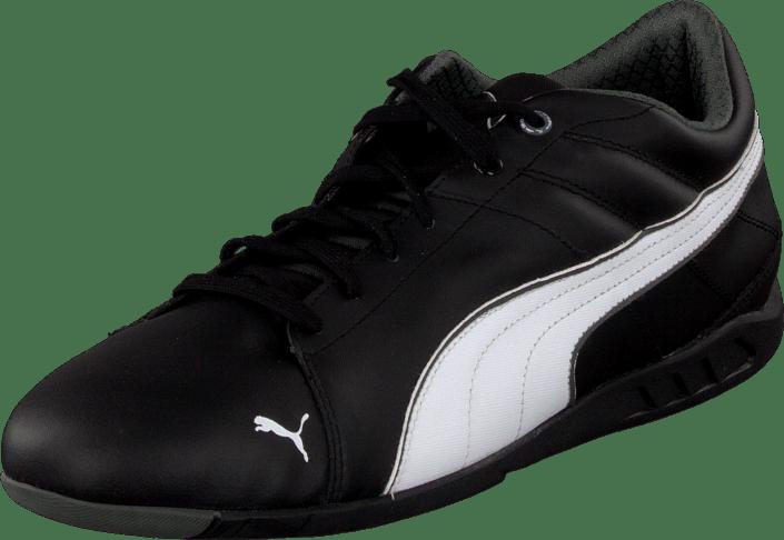 Buy Puma Racing Cat 1.1 Black White black Shoes Online  c23140862a