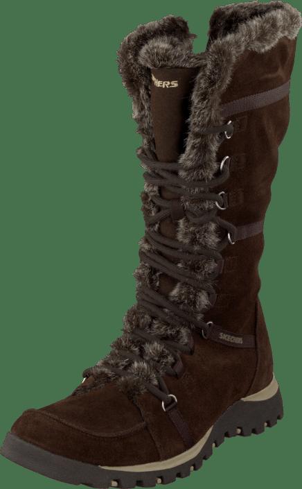 0048ae0697c9d Buy Skechers Grand Jams - Unlimited BRS brown Shoes Online | FOOTWAY ...