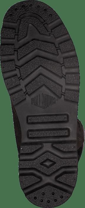 Palladium - Sport Cuff WPS Chocolate