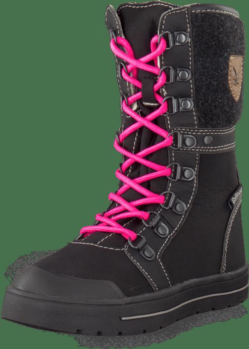 Acheter Waterproof Gulliver 430-1950 Boots Waterproof Acheter Black Grises Chaussures Online 80df16