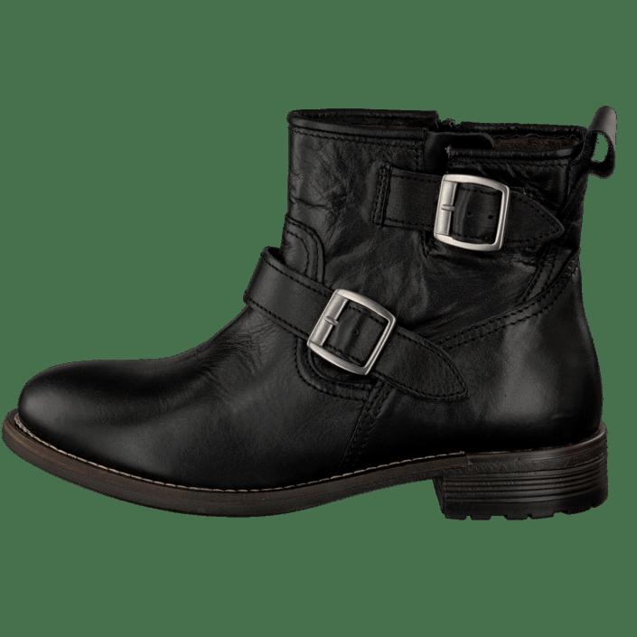 Boots Sko Kjøp 53 In Duffy 30131 Black Sorte Leather Online R0Rzwx