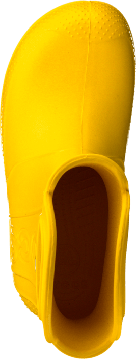 Crocs - Handle It rain Boot Kids Yellow
