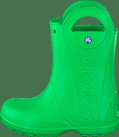 separation shoes 98077 53295 Crocs - Handle It Rain Boot Kids Grass Green
