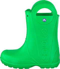 Handle It Rain Boot Kids Grass Green