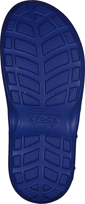 Crocs - Handle It Rain Boot Kids Cerulean Blue