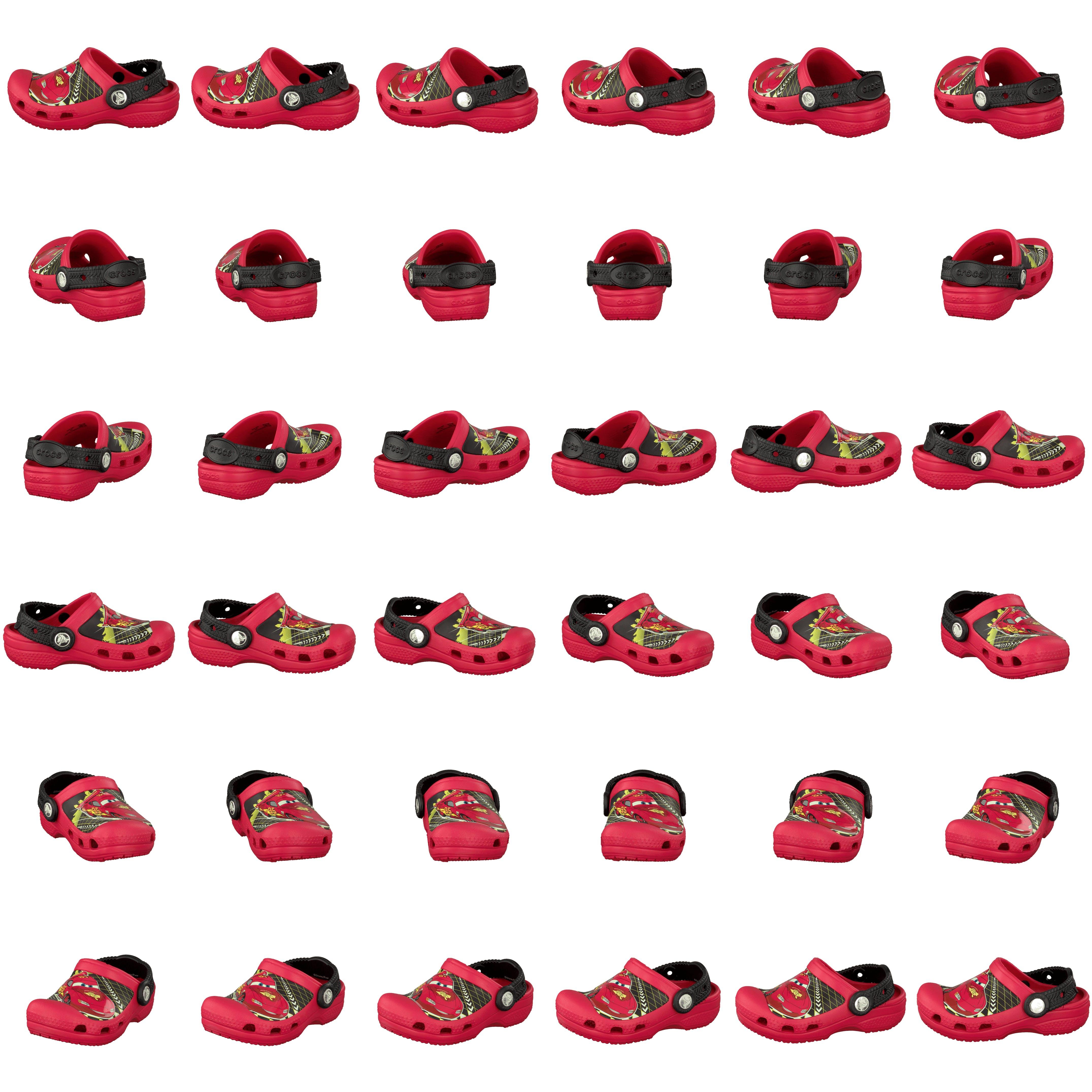 Köp Crocs CC Lightning McQueen Clog Red Skor Online | FOOTWAY.se