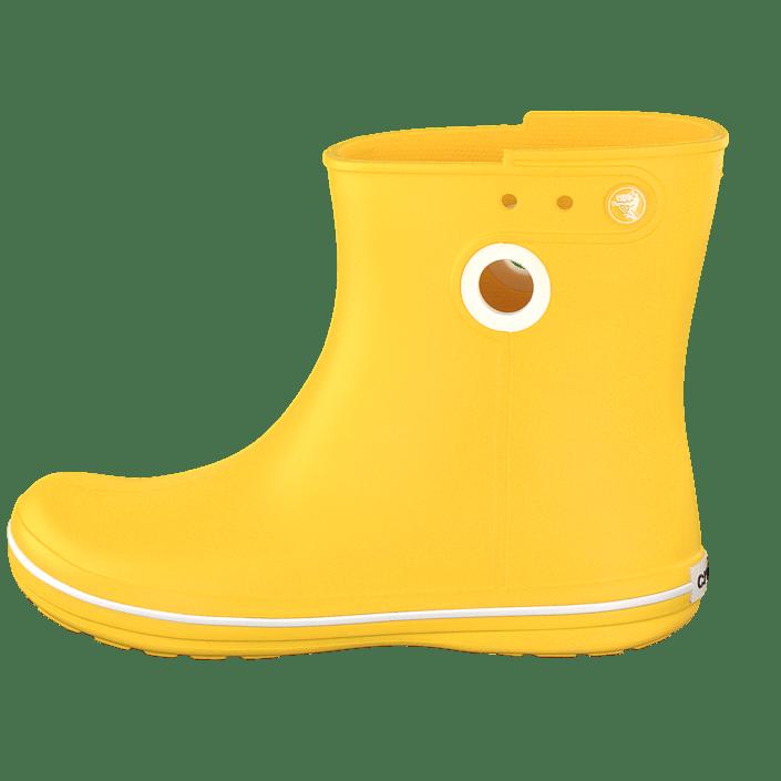 Kjøp Boot Online Yellow Crocs Shorty Støvler Sko Støvletter Og W Gule Jaunt UR6xpU