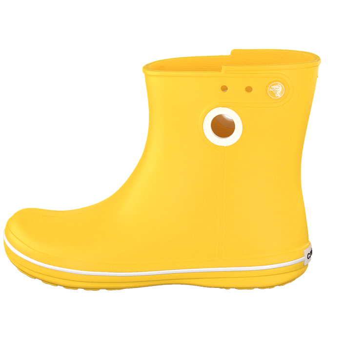 60c5abddb141 Buy Crocs Jaunt Shorty Boot W Yellow yellow Shoes Online
