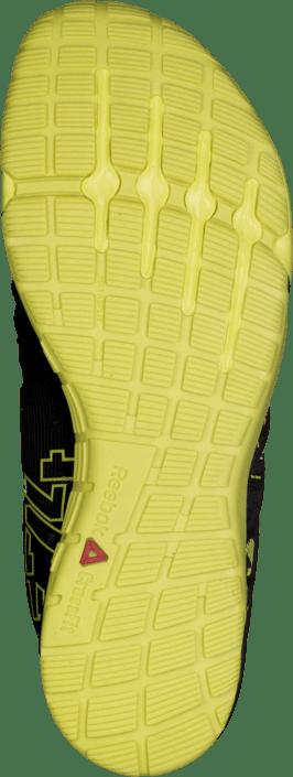 Reebok - R Crossfit Nano 4.0 Black/High Vis Green