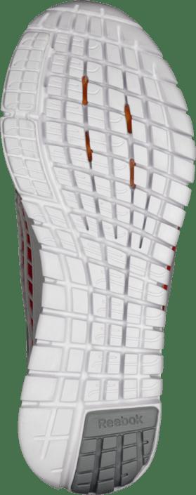 Reebok - Reebok Zquick Elect Steel/Orange/Flat Grey/White