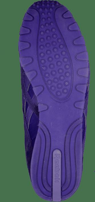Nylon Blå Classic purple Online Kjøp Ultima white Reebok Og Purple Sportsko Sko Cl Slim Color Sneakers A1CnFtqxw