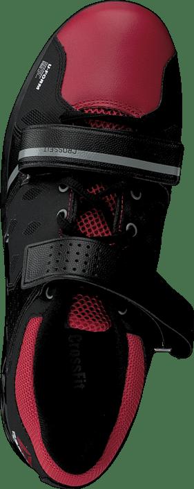 Reebok - R Crossfit Lifter Plus2.0 Black/Excellent Red/Flat Grey