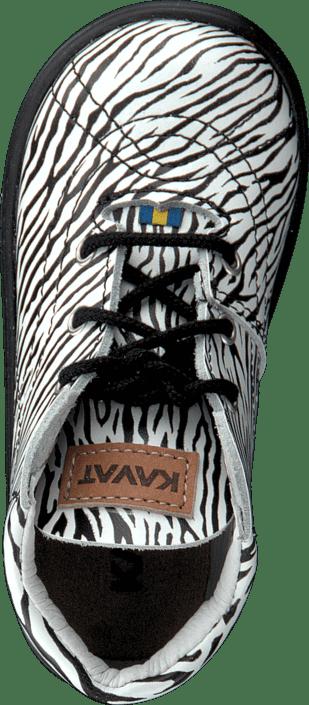 Kavat - 100342-86 Edsbro XC White Multi Zebra