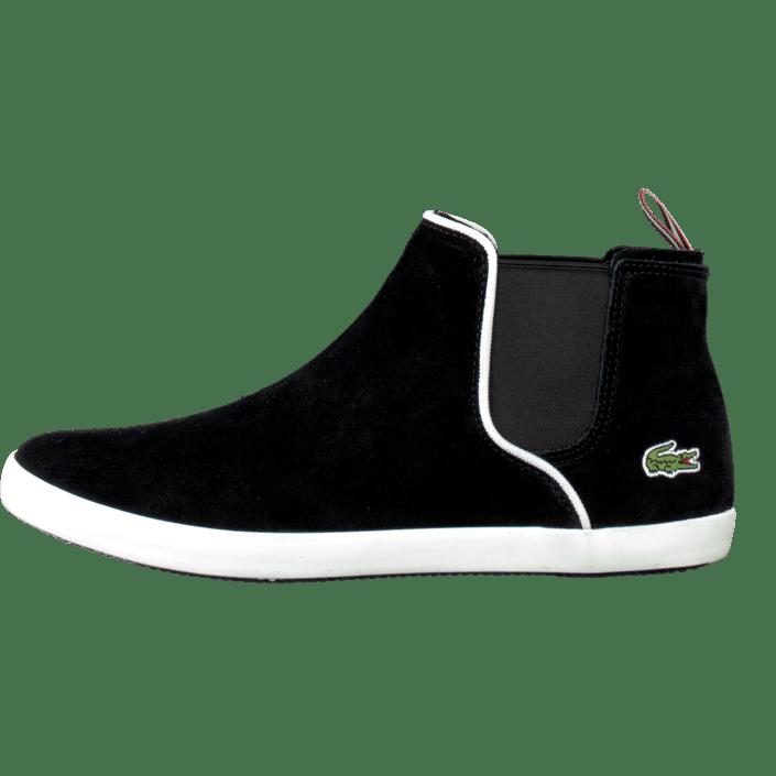 f46d8262c0f3 Buy Lacoste Ziane Chelsea Crt Blk Blk Sde black Shoes Online ...