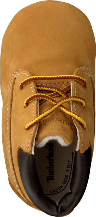 Timberland - Crib Bootie with Hat Wheat