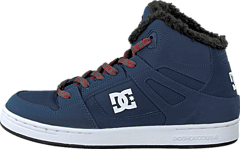 Kids Rebound Wnt Shoe Navy/Grey