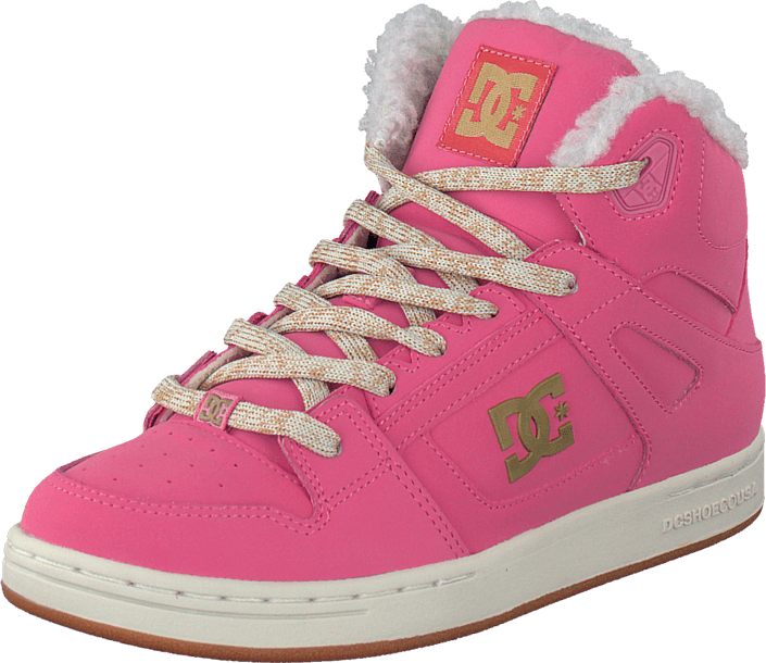 9e7902294427a Acheter DC Shoes Kids Rebound Wnt Shoe Rose Shadow roses Chaussures ...