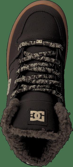 DC Shoes - Kids Rebound Wnt Shoe Brn/Oc/Gld