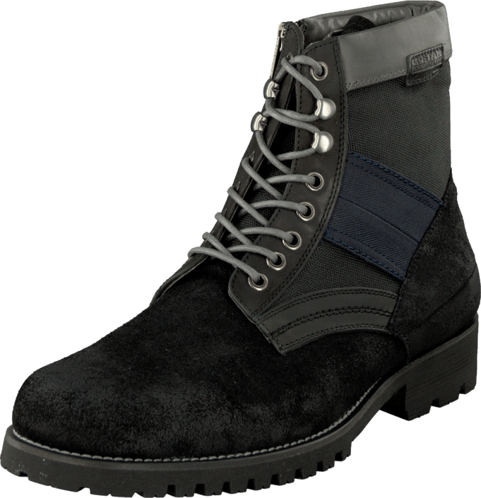 G-Star Raw - Deport Highland Suede Black