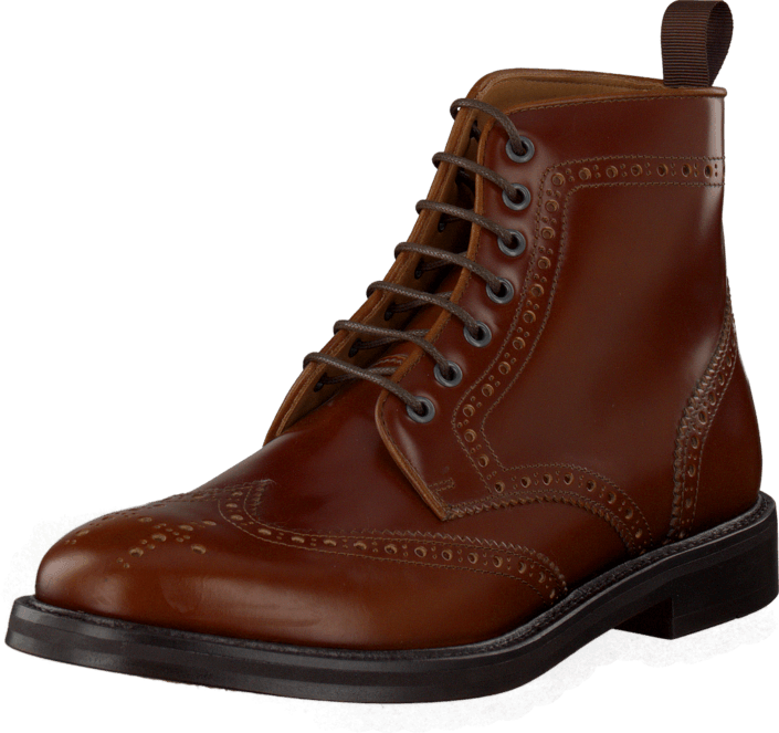 Mark Boot Brown