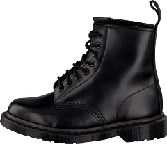 1460 8-eye boot (Core Mono) Black