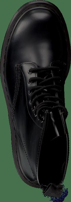 1460 8-eye boot (Core Mono) Black
