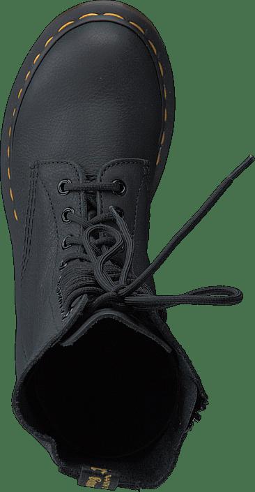 Core 1B99 14 eye Zip Boot Black