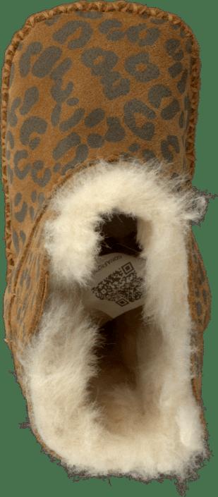 I Cassie Leopard Chestnut Leopard