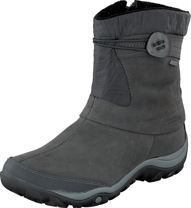 Merrell - Dewbrook Zip Waterproof Grizzle Grey