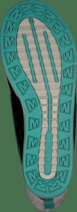 Merrell - Spruzzi Waterproof Kids Silver/Turquise