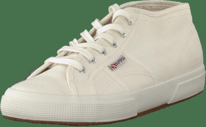 Superga - 2754 Cotu Mid White