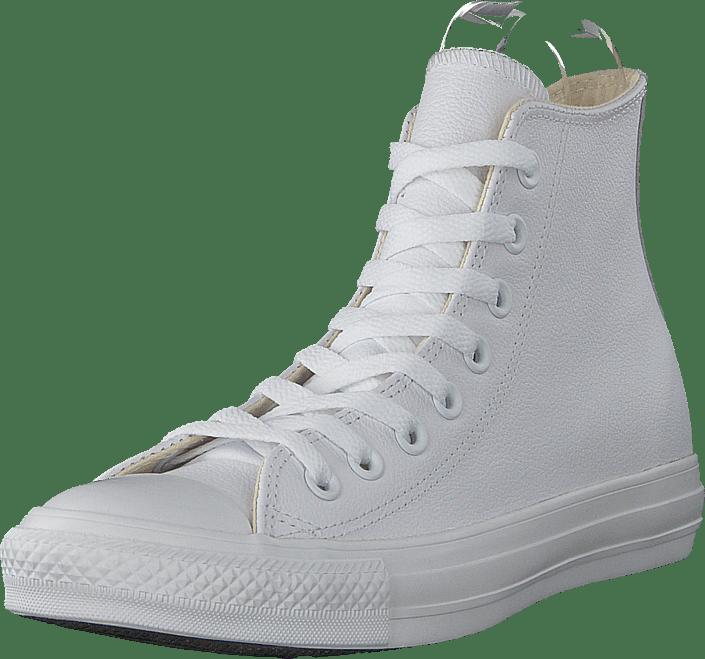 Leather Og Online Hvide Sportsko Sneakers Converse 47383 All Sko Mono 00 Star Køb White w8PvIxHY8q