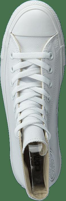 All Star Mono Leather White