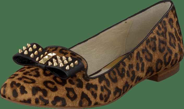 Kjøp MICHAEL Michael Kors Irving Lace Up Optpale Gold sko