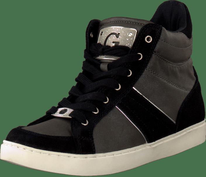 Sneakers Guess Kjøp Sorte Fl2nir Online Sko X66wdB
