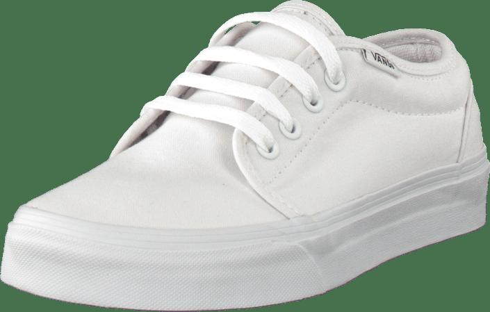 a374f7a3cd Buy Vans U 106 Vulcanized white Shoes Online