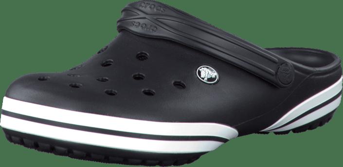 f2afd012bae91 Buy Crocs Crocband-X Clog Black black Shoes Online | FOOTWAY.co.uk
