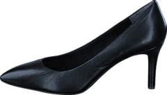 Total Motion 75mm Pointy Toe Black