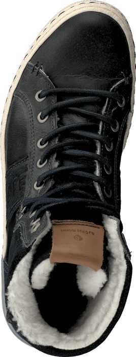Buy Björn Borg Alec Mid Fur Navy blue Shoes Online  c225418b83