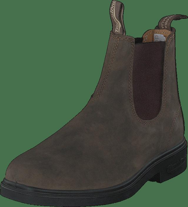 Kjøp Boot Rustic 1306 Dress Brune Blundstone Boots Sko Brown Online wBRqw