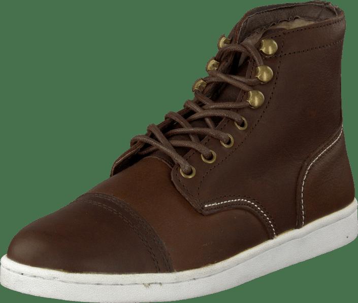 d919e49f91f7b Buy Rugged Gear Cup Wing Fur Dark Brown brown Shoes Online | FOOTWAY ...