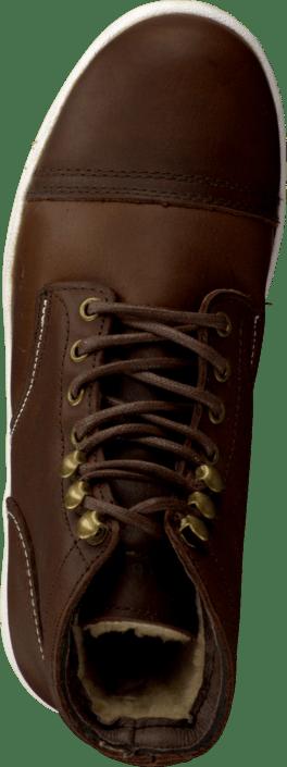 Rugged Gear - Cup Wing Fur Dark Brown