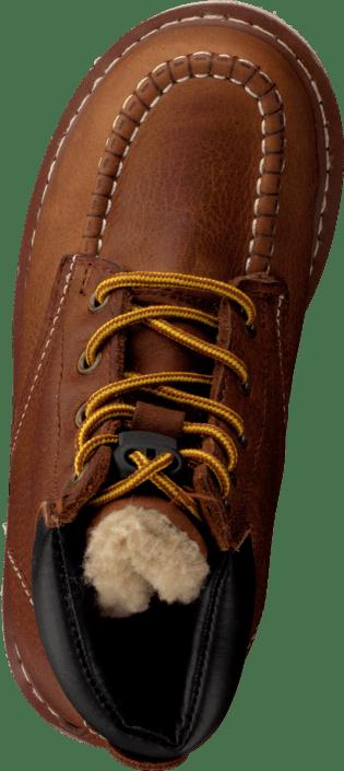 Rugged Gear - Worker Pad Fur Cognac