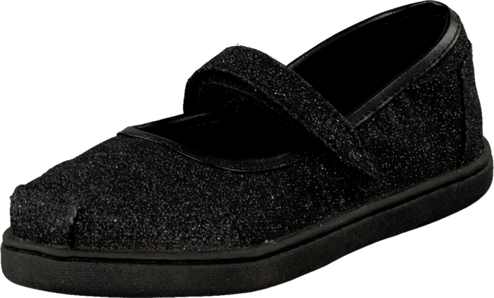 e55e6a5be8c Buy Toms Glimmer Tiny Classic Mary Jane Black black Shoes Online ...