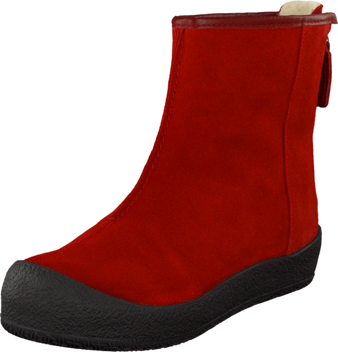 Køb Elin Støvler Online Røde Boots 48233 Sko Shepherd Og 01 Red raOnFrS