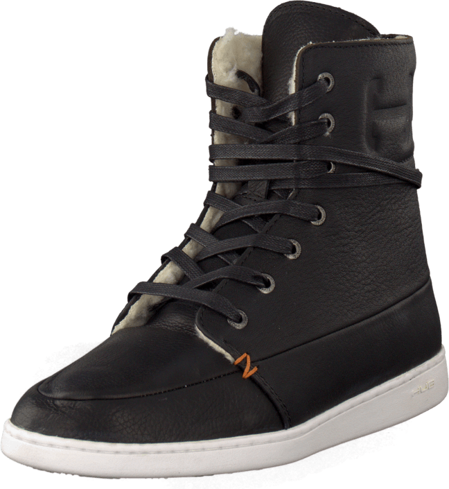 Hub Footwear - Tin Black