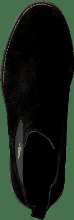 Kjøp U.s. Polo Assn Faris 1 Suede Black Sko Online