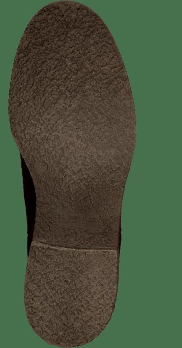 U.S. Polo Assn - Faris 1 Suede Dark Brown